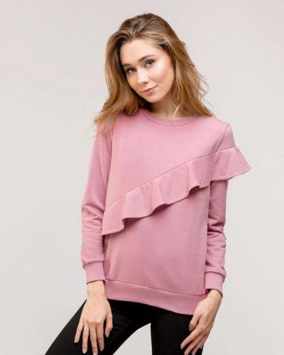 Розовый свитшот Gee!