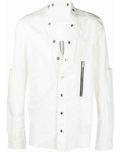 Biała koszula Rick Owens