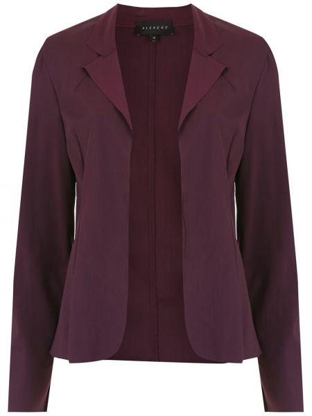 Фиолетовый пиджак Alcaçuz
