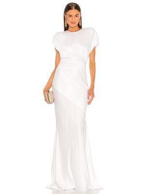 Biała sukienka wieczorowa Zhivago