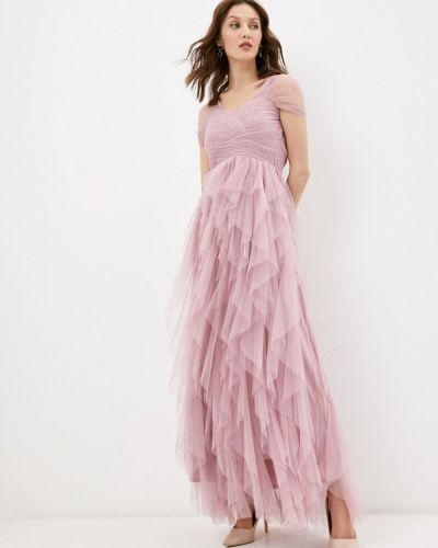 Вечернее платье - розовое Little Mistress