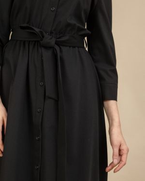Платье миди с поясом платье-сарафан Emka