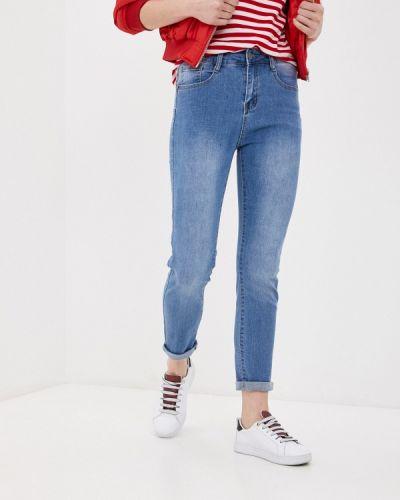 Синие джинсы G&g