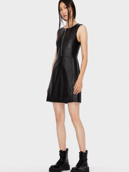 Повседневное платье - черное Armani Exchange