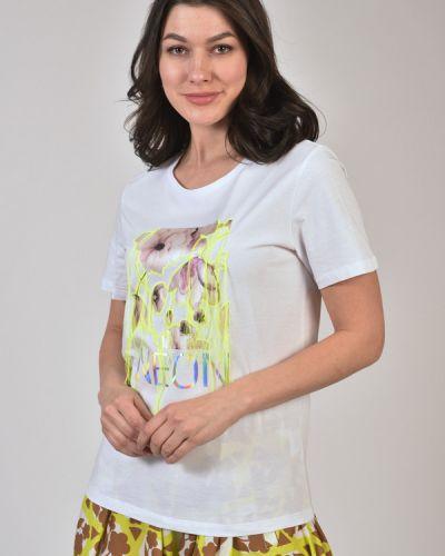 Хлопковая футболка Tricot Chic