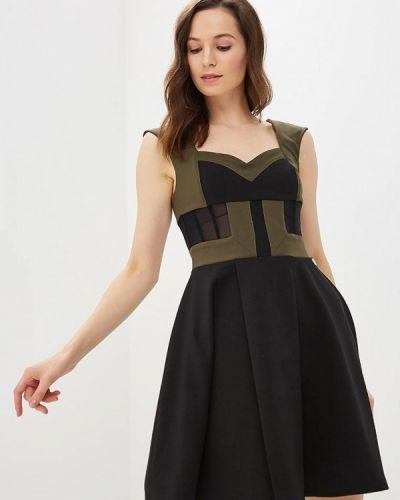 Вечернее платье осеннее Met