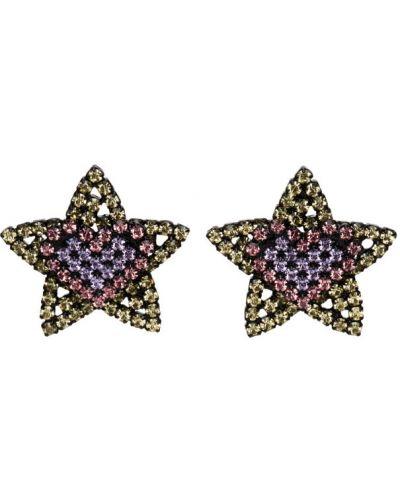 Черные серьги-гвоздики Ashley Williams
