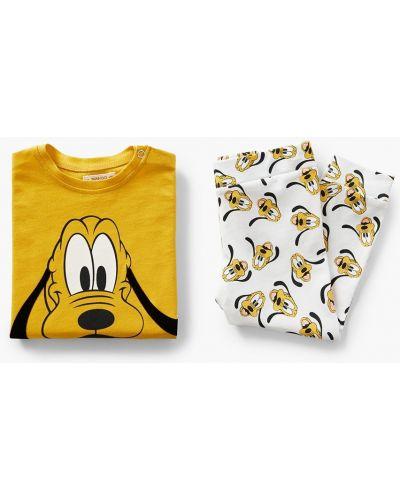 Пижама желтый Mango Kids