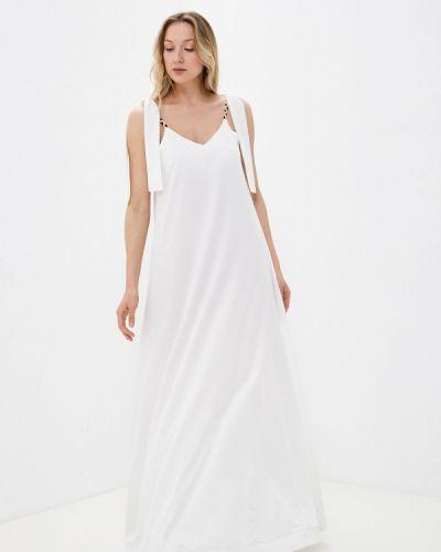 Белое свадебное платье Izabella