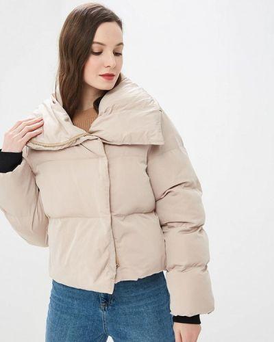 Утепленная куртка весенняя мятный Papermint