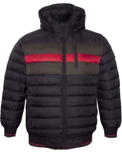 Куртка оверсайз - черная Dekons