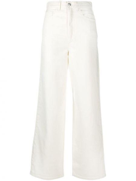 Белые широкие джинсы с карманами свободного кроя Levi's®