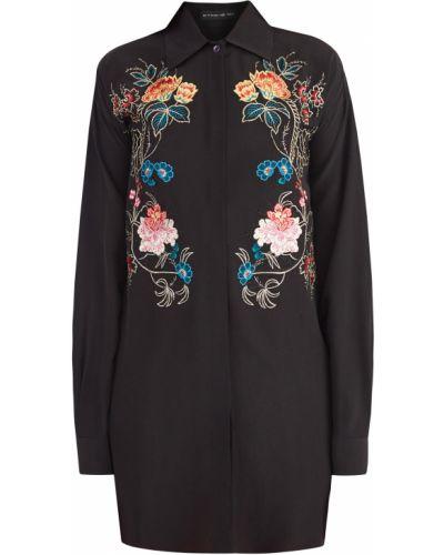 Блузка с люрексом оверсайз Etro