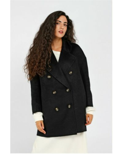 Płaszcz vintage - czarny American Vintage