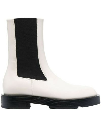 Ankle boots - białe Givenchy