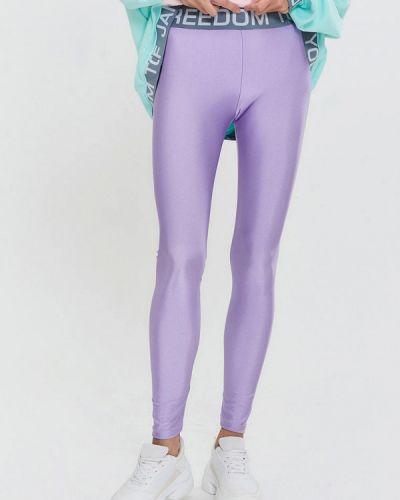 Фиолетовые леггинсы Jam8
