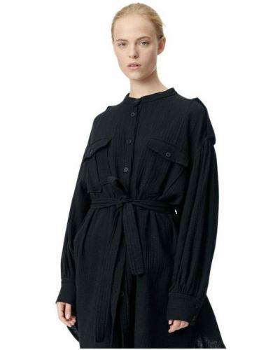 Czarna sukienka Munthe