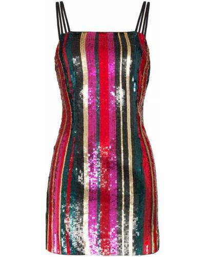 Платье мини с пайетками Haney