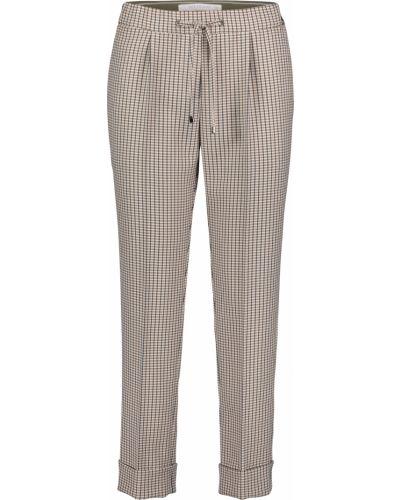 Бежевые брюки Betty Barclay