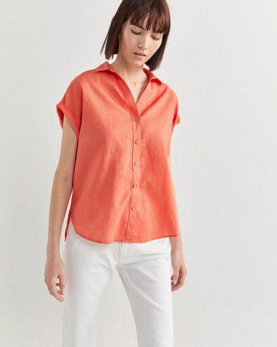 Красная блузка Springfield
