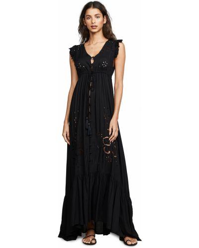 Платье - черное Tiare Hawaii