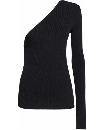 С рукавами длинный свитер на одно плечо Sportmax