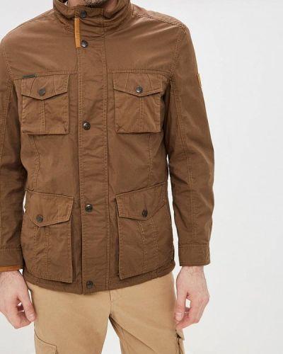 Куртка легкая коричневый Vizani