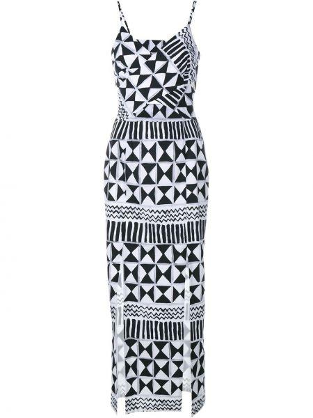 Платье макси на молнии Tata Naka