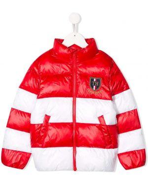 Красное пальто Tommy Hilfiger Junior