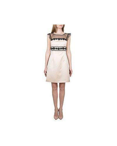 Платье из полиэстера - розовое Tresophie