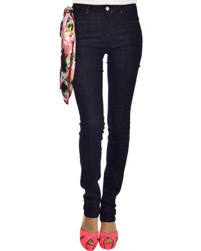 Хлопковые джинсы - черные Sartoria Tramarossa