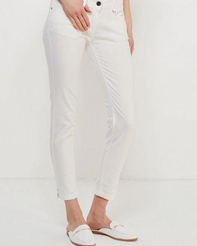 Белые брюки повседневные Top Secret
