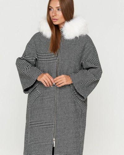 Пальто с капюшоном Sellin