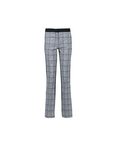 Серые брюки прямые Smarteez