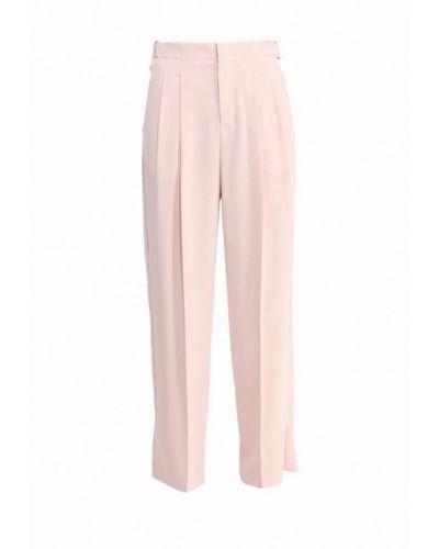 Розовые классические брюки See By Chloe
