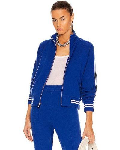 Синяя куртка на молнии Rta