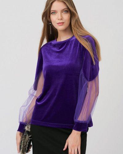 Фиолетовая блузка Lussotico