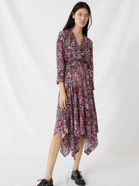 Повседневное платье весеннее Maje