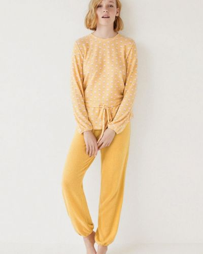 Пижама пижамный желтый Women'secret