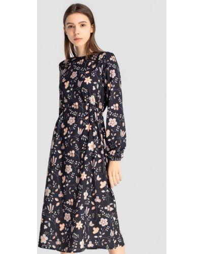 Платье - черное Grass