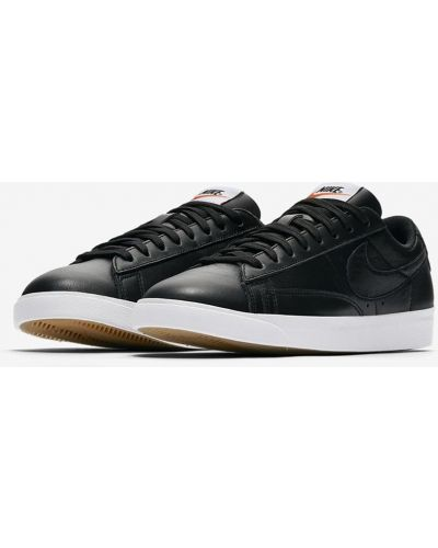 Черный пиджак кожаный Nike
