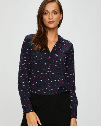 Блузка с длинным рукавом прямая на пуговицах Noisy May