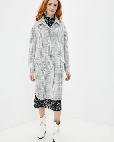 Белое пальто Doroteya