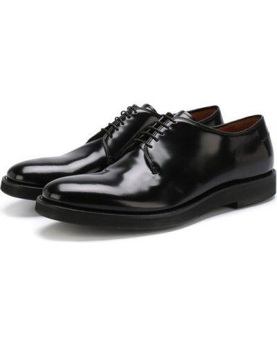 Классические туфли кожаные Premiata
