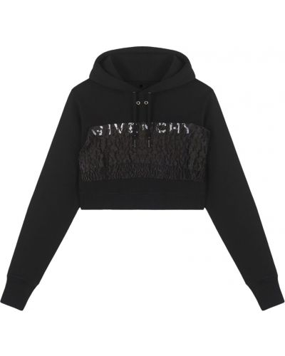 Czarny sweter Givenchy