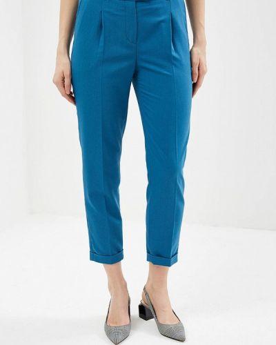 Бирюзовые брюки Parole By Victoria Andreyanova