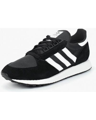 Кроссовки замшевые низкие Adidas Originals