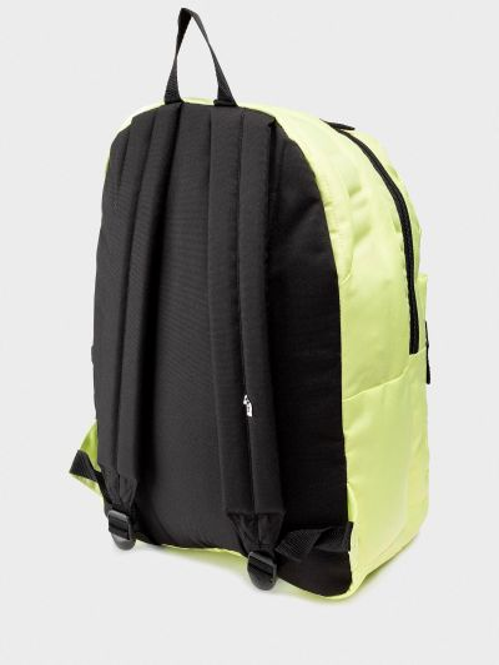 Желтый рюкзак для ноутбука с карманами на молнии Vans