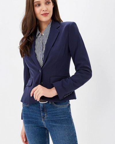 Пиджак синий Marks & Spencer