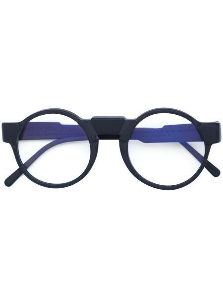 Черные солнцезащитные очки с завязками Kuboraum